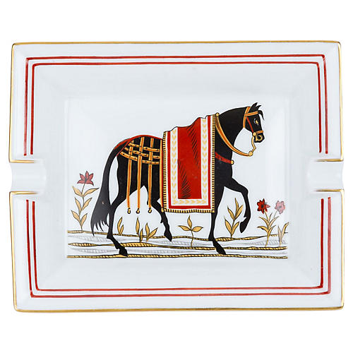 Hermès Horse Ashtray