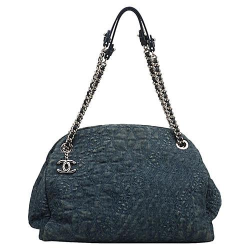 Chanel Denim Mademoiselle Bag