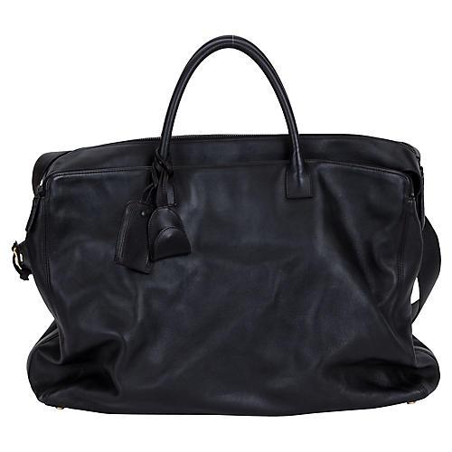 1990s Chanel Weekender Bag