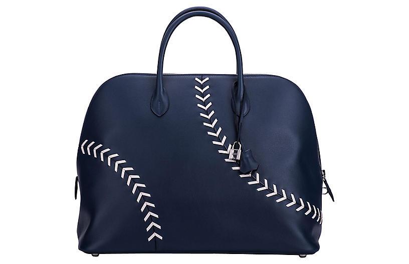 Hermès 45cm Bolide Baseball Weekender