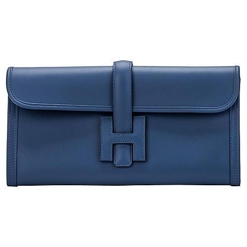 Hermès Blue Brighton Jige Elan