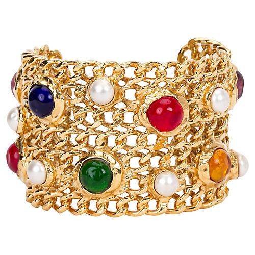 0d2e8682cea512 Vintage Chanel Handbags, Jewelry & More | One Kings Lane