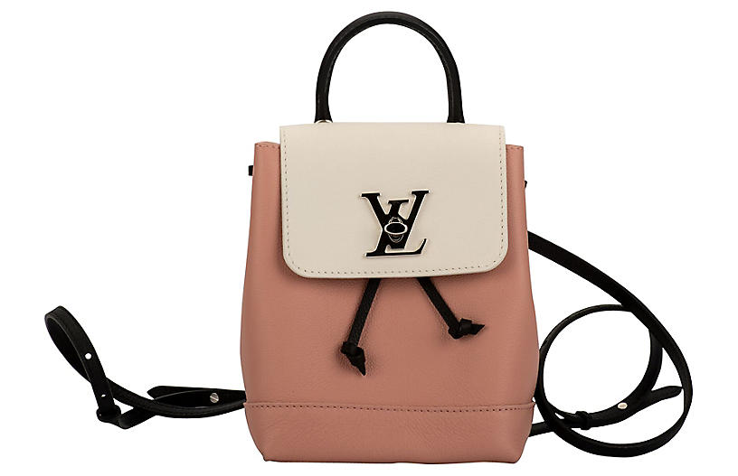 Louis Vuitton Tricolor Backpack