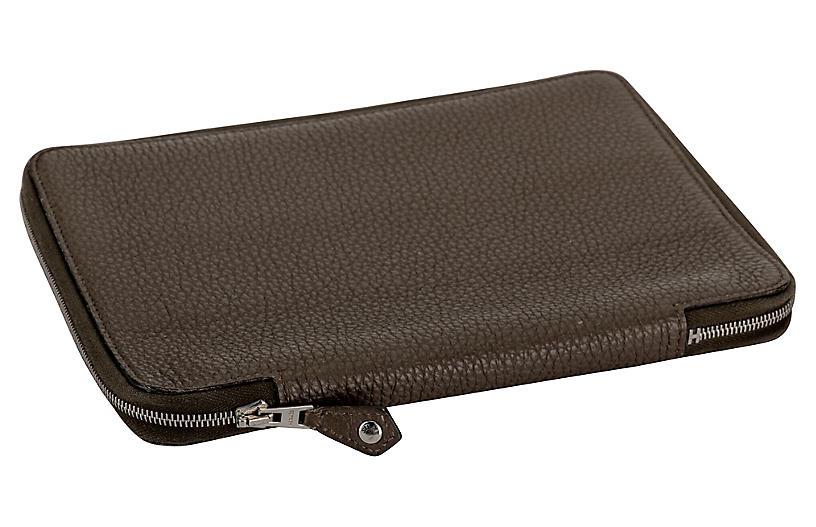 Hermès Etoupe Mini iPad Cover