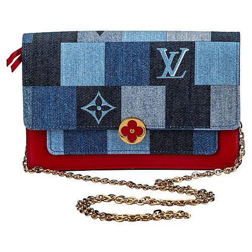 Louis Vuitton Denim Cross Body