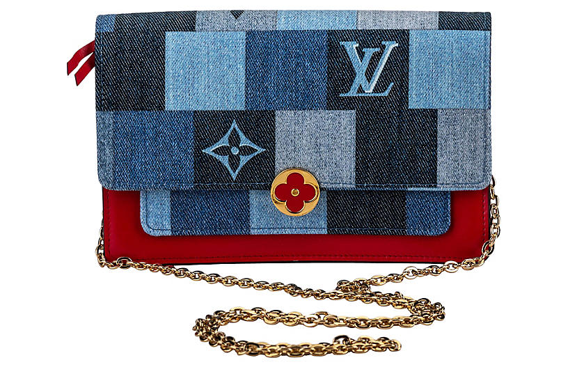 Louis Vuitton Denim Cross Body