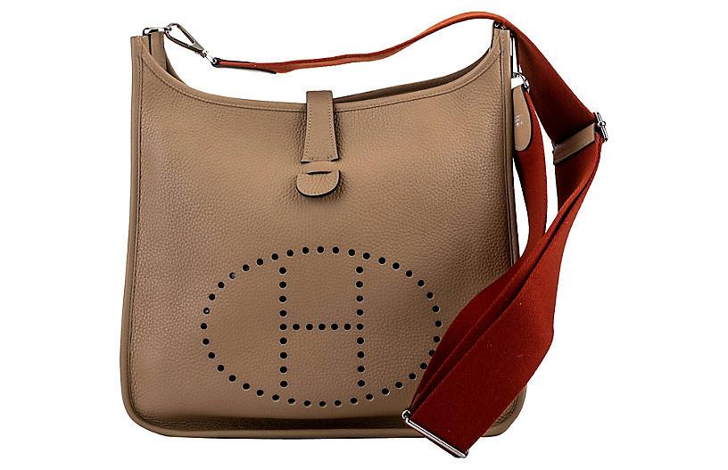 Hermès Evelyne GM Trench