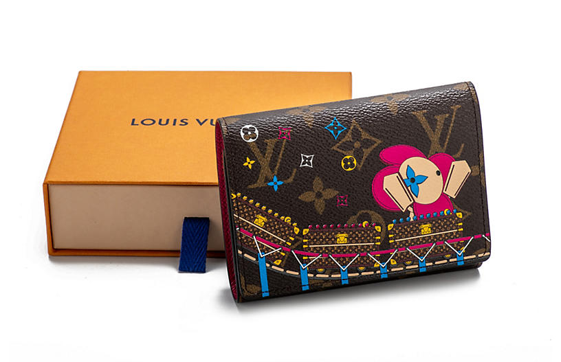 Vuitton Lim.Ed. Rollercoaster Wallet