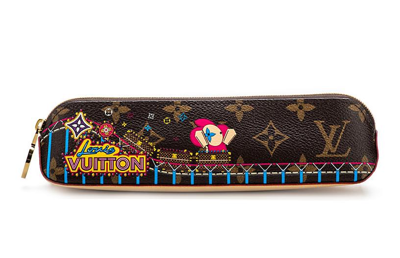 Vuitton Lim.Ed.Rollercoaster Pencil Case