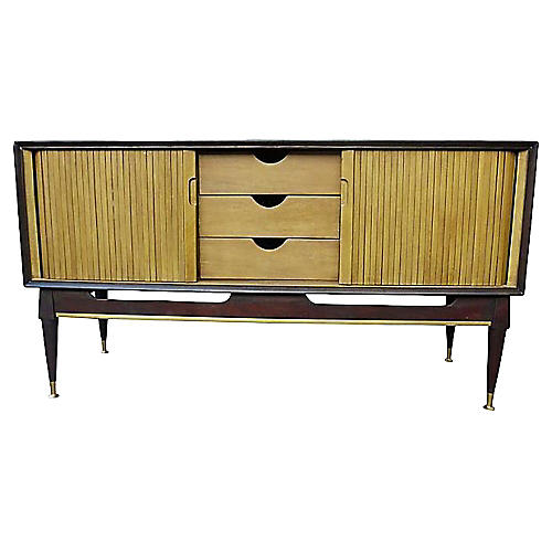 1950s Danish-Style Sideboard