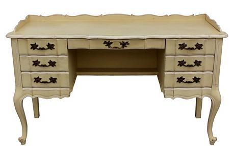 Queen Anne-Style Desk