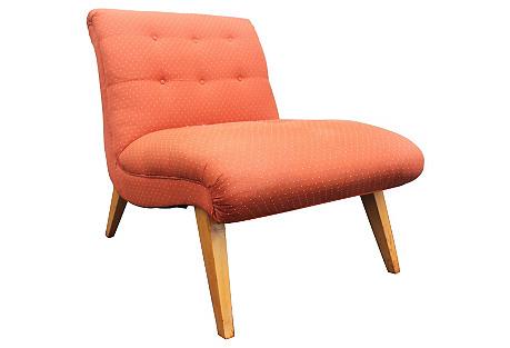 Jens Risom Slipper Chair