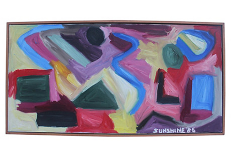 Abstract by Sunshine, 1986