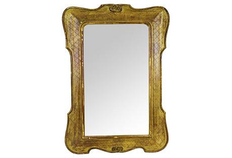 Florentine-Style Mirror
