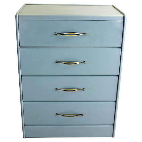 1960s Highboy Dresser