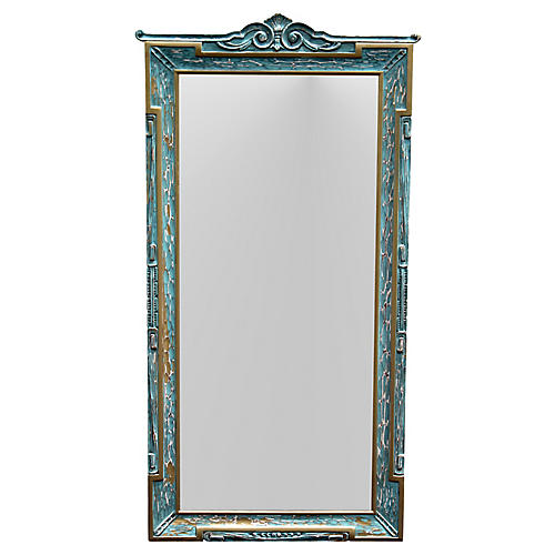 1920s Neoclassical-Style Mirror