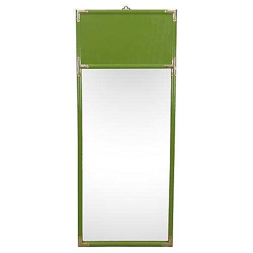 Apple Green Mirror