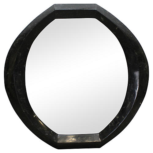 Mastercraft Tesselated Stone Mirror