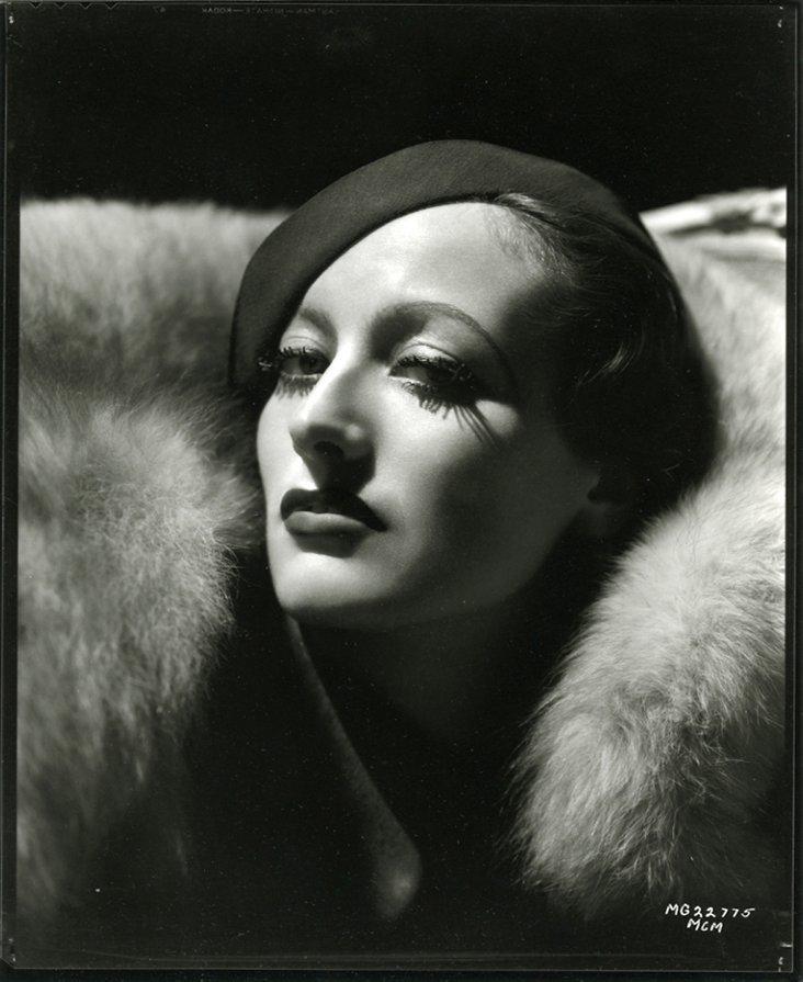 Joan Crawford by   George Hurrell, 1932