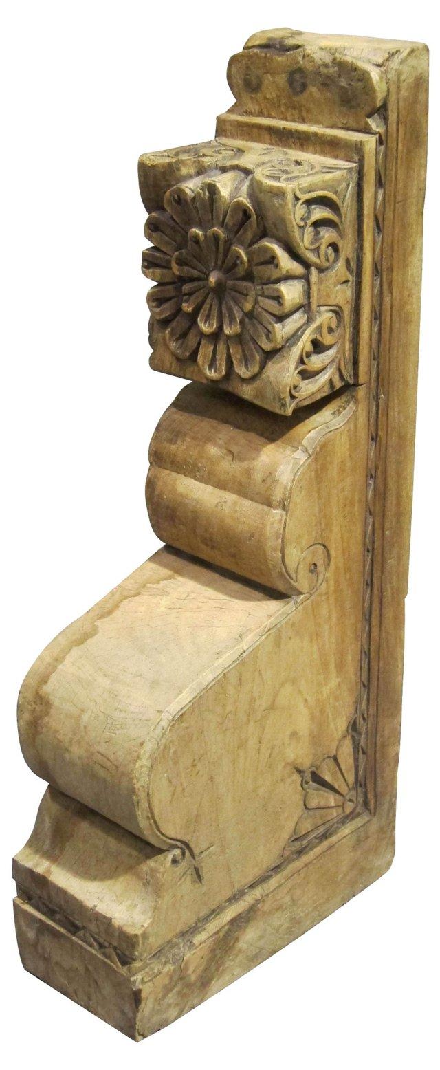 Carved Bracket