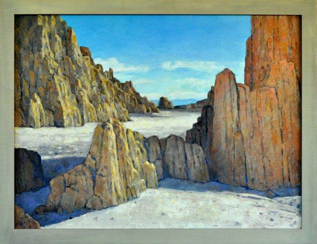 Cathedral Rocks Nevada