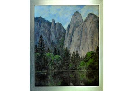 Cathedral Rocks, Yosemite