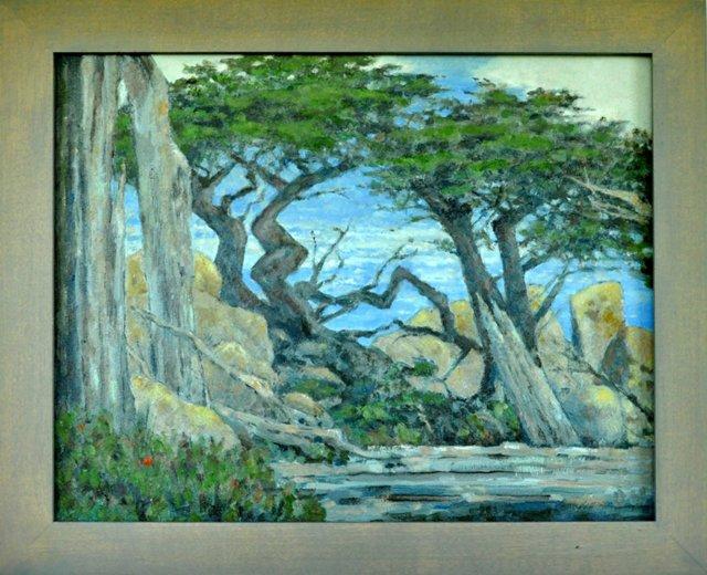Monterey  Cypresses