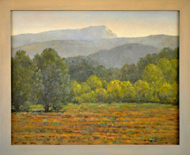 Ploughed Field, Aix en Provence