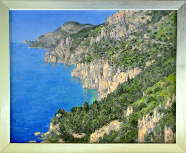 Amalfi Coast Overlook