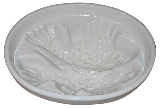 Double Fish Oval Jelly Mold