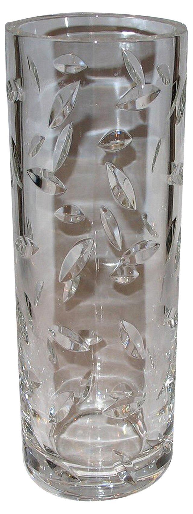 Tiffany & Co. Cylinder Vase