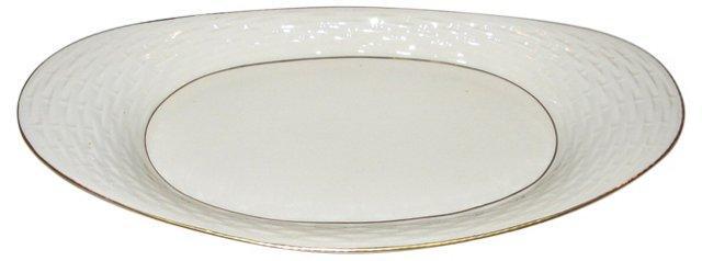 Oval Lenox Dish