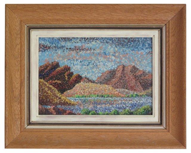 Arizona Landscape by Marie McVicker