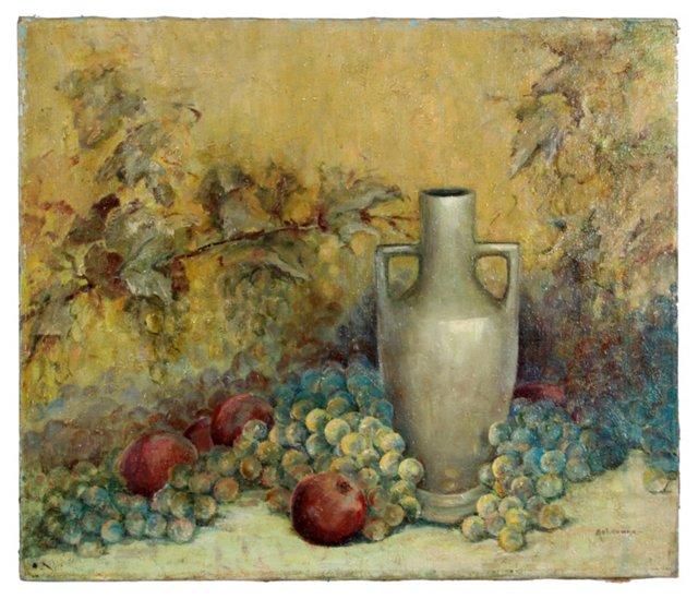 Apples & Grapes, 1949