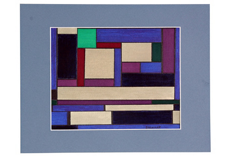Rectangular Color by D. Schiller