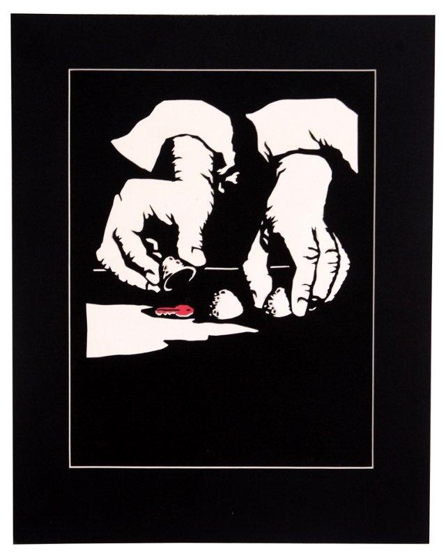Sleight of Hand, C. 1980