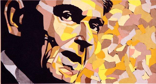 Collage Portrait, 1984