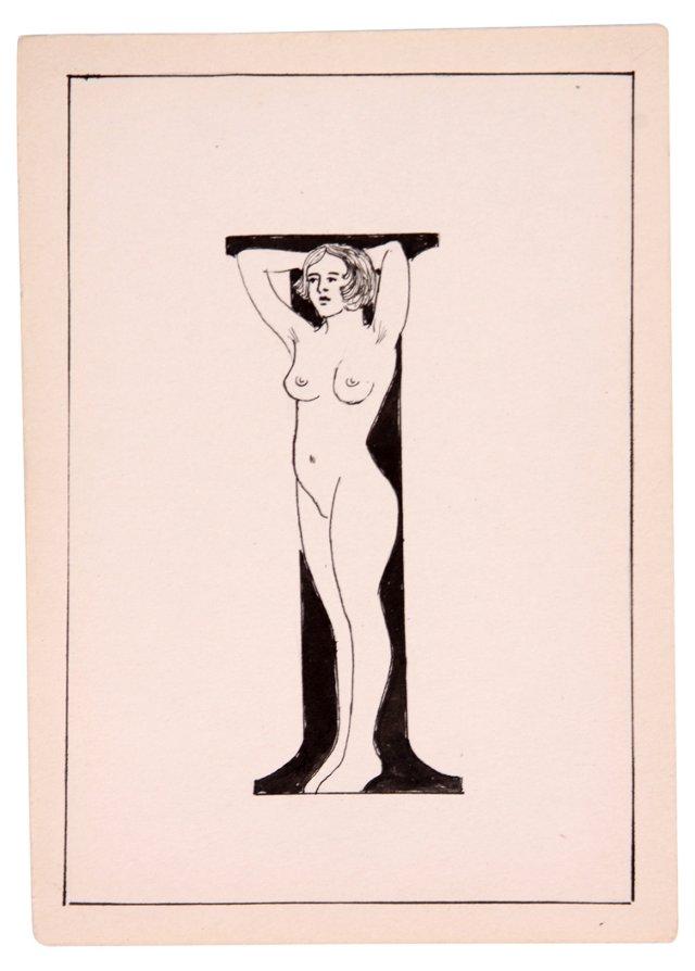I in Art Deco, C. 1920
