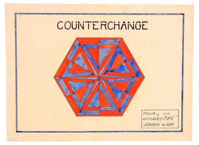Counterchange, 1925