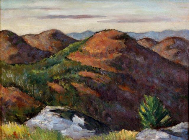 Mountain Vista, 1941