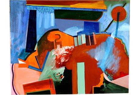 Blue & Orange, 1975