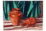 Berber Pottery Still Life, C. 1930