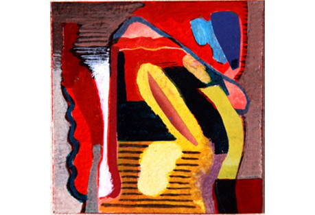 Red Construction,   1974