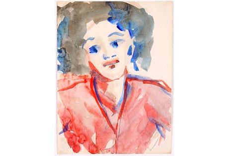 Portrait of a Diva, C.1960