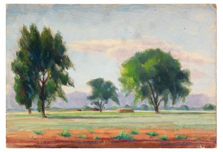 Open Pasture, C. 1920