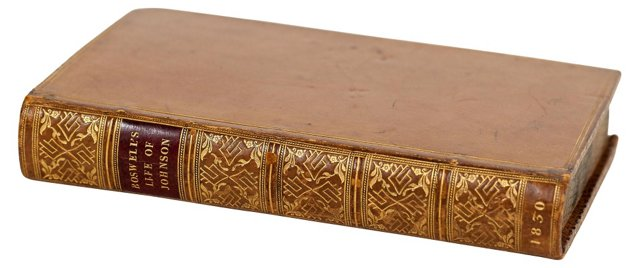 The Life of Samuel Johnson, 1830