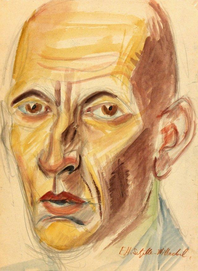 XD Portrait of a Man, C. 1930
