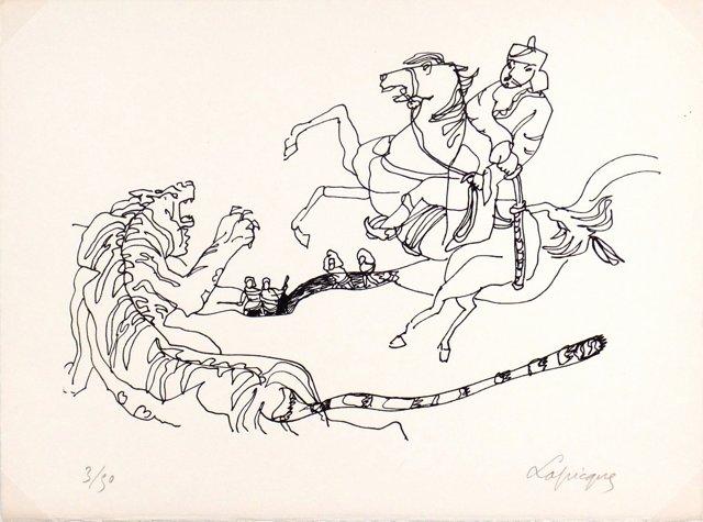 Le   Tigre des Ming, C. 1960