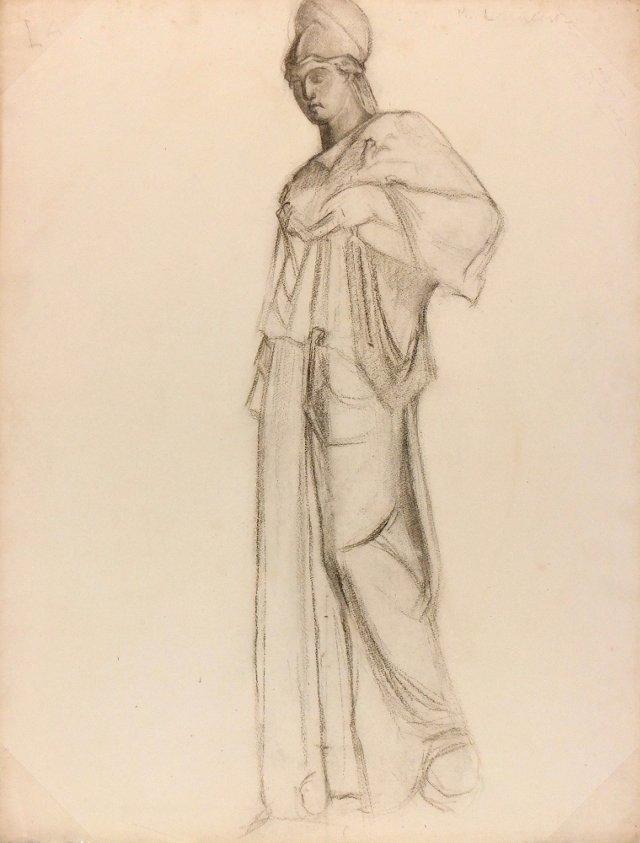 Goddess Minerva, C. 1930