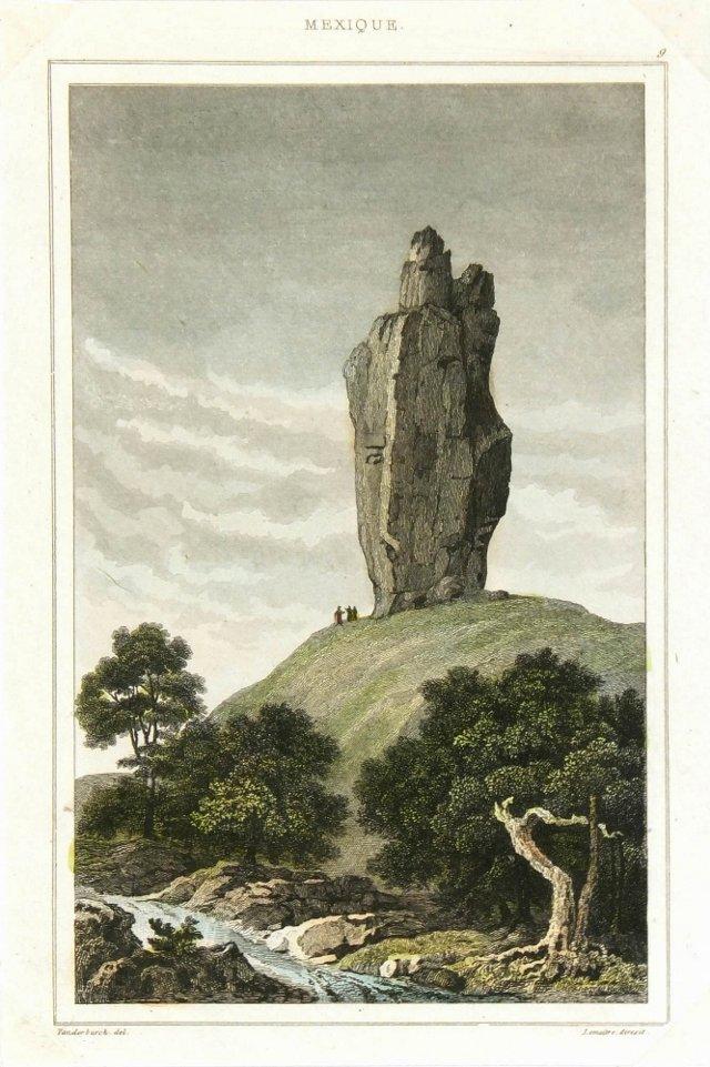 Natural Wonder, C. 1860